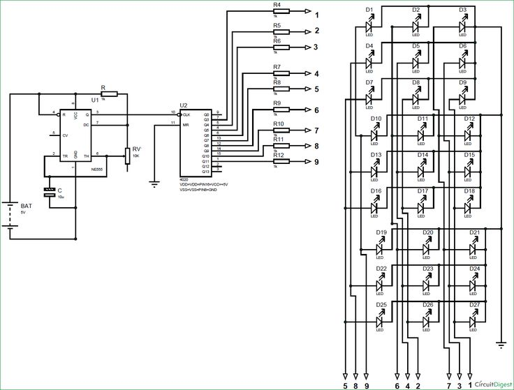 02910662819e59dfaf32ff52b506937e circuit diagram electronic circuit 3x3x3 led cube circuit diagram using 555 timer and cd4020 ic ic schematic diagram at couponss.co