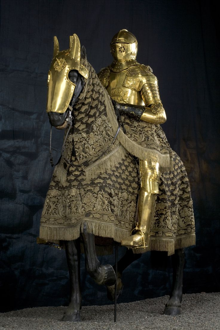 Armour, 1660. Livrustkammaren, CC BY-SA
