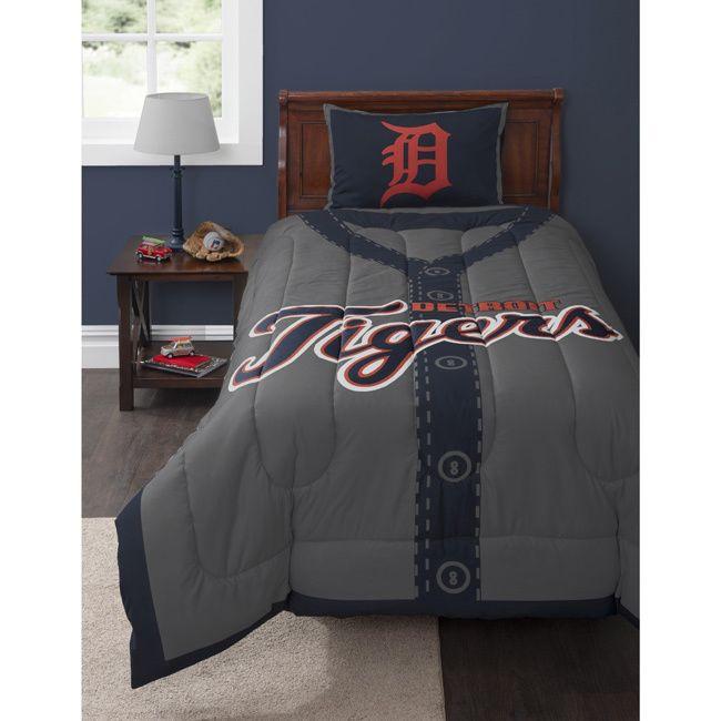 MLB Detroit Tigers 2-piece Comforter Set