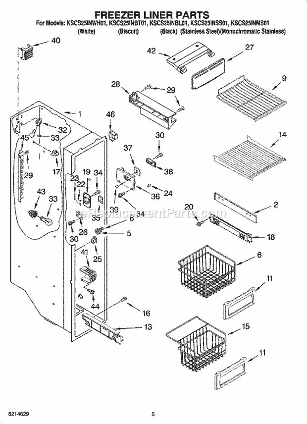0291213489db8e637a32845d6806f14d best 25 kitchenaid refrigerator ideas on pinterest stainless Basic Electrical Wiring Diagrams at bayanpartner.co
