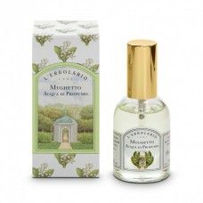 Gyöngyvirág illatú eau de parfum - Rendeld meg online! Lerbolario Naturkozmetikumok http://lerbolario-naturkozmetikumok.hu/kategoriak/testapolas/parfumok