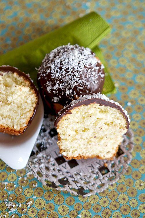 Muffin/petits cakes coco-choco