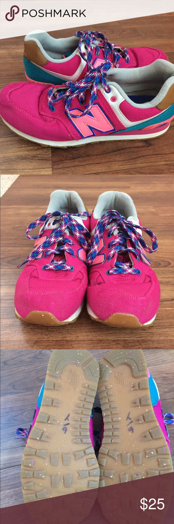 New Balance Retro Sneakers New Balance Retro Sneakers! Comfortable fit! Offers welcomed New Balance Shoes Athletic Shoes