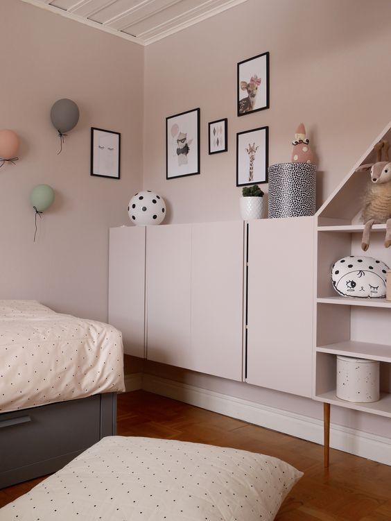 20 ideas para personalizar tu armario ivar de ikea ikea - Armarios infantiles ikea ...