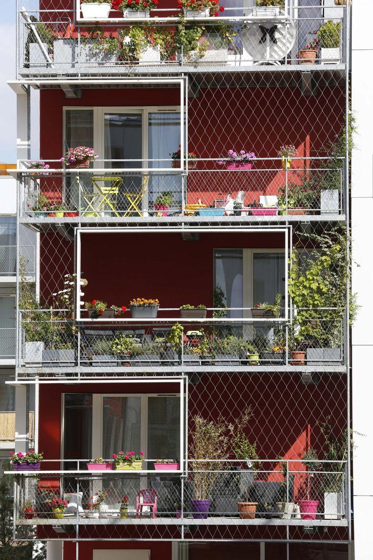 PHILIPPON KALT Architectes | Entre Deux Rives © Hervé Abbadie