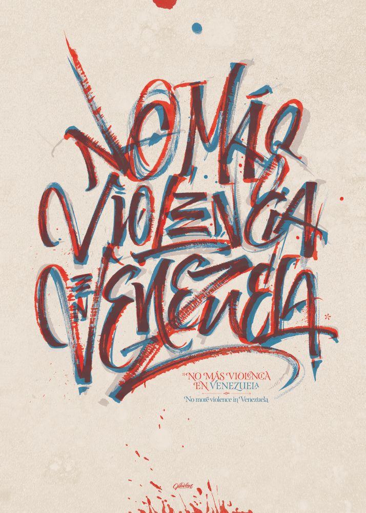artstore.olschinsky.at | Joluvian | No Mas Violencia