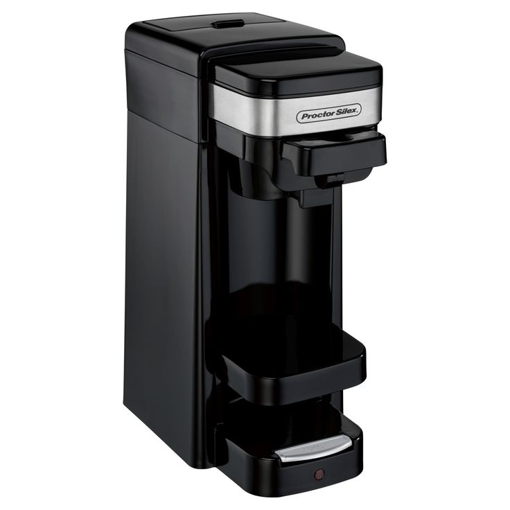 Proctor Silex 14oz. Single Serve Coffee Maker - Black 49969