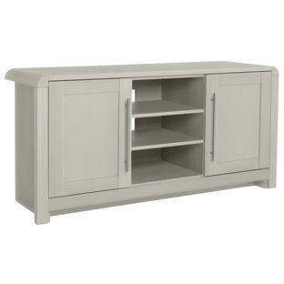 Buy Heart of House Elford Low Sideboard/TV Unit - Grey at Argos.co.uk, visit Argos.co.uk to shop online for Sideboards and chest of drawers