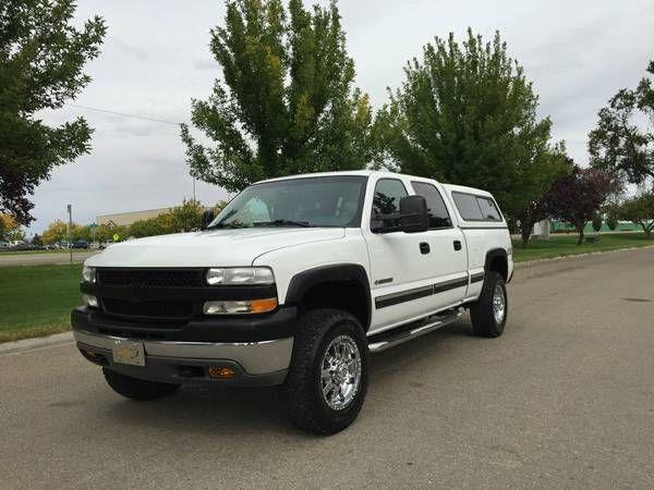2001 chevy silverado 1500 hd crew cab mpg
