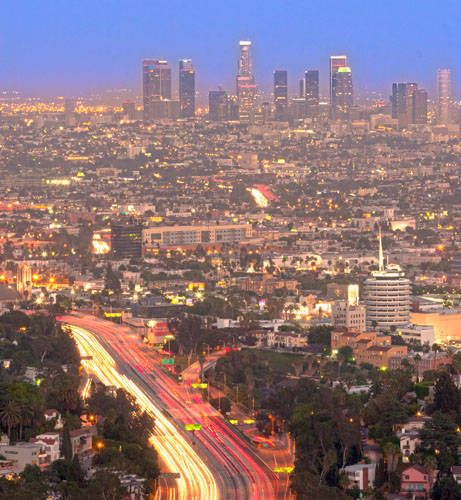 and once again I found my way back here for a job: Los Angeles, CA.
