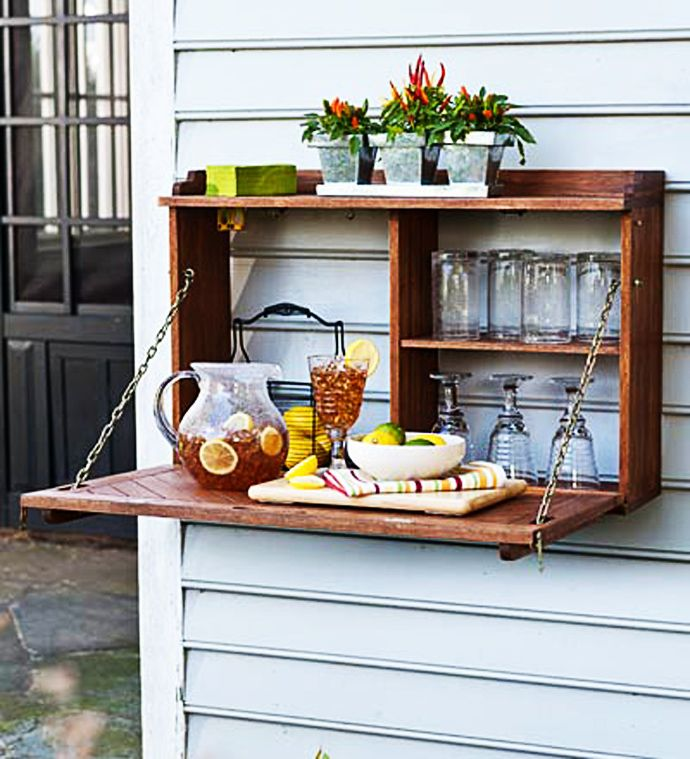 diy mini bar. 35 ideas of how to make your garden a green paradise diy mini bar