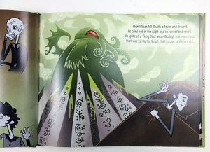 The Littlest Lovecraft: Call of Cthulhu (BOOK) - Arkham Bazaar