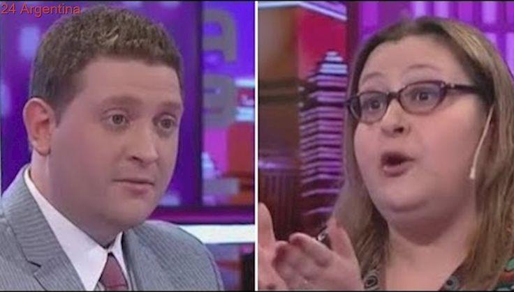 """""""A ver ¿me mostrás la sentencia?"""" Graciana Peñafort frenó y dejó en ridículo a Jonatan Viale"""