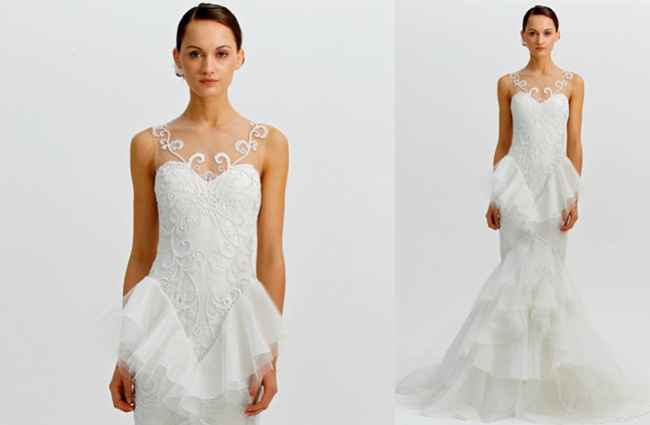 Bad & Ugly 2012 Dresses - Figure skating should stay on ice.: Wedding Dressses, Wedding Dresses, Style Guides, Bridal Style