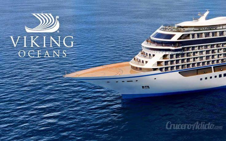 Última hora: Confirmados 2 nuevos barcos de Viking Ocean Cruises