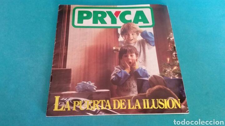 ÚNICO CATALOGO DE JUGUETES PRYCA 1983 SCALEXTRIC NANCY FAMOSA EXIN TENTE CLICKS FAMOBIL (Coleccionismo - Catálogos Publicitarios)