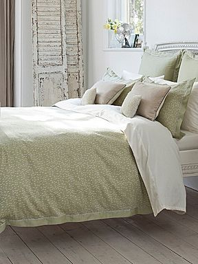 29 best Sage Green Duvet Cover images on Pinterest | 3/4 beds, Bed ... : green quilt covers - Adamdwight.com