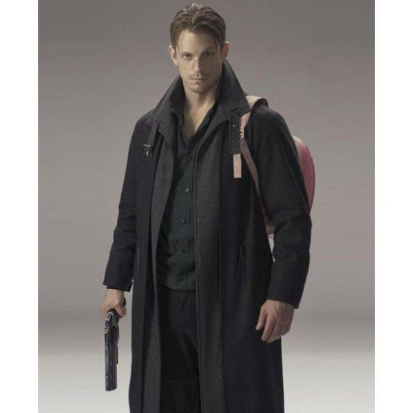 Altered Carbon Takeshi Kovacs Coat Leather Jacket Style Altered