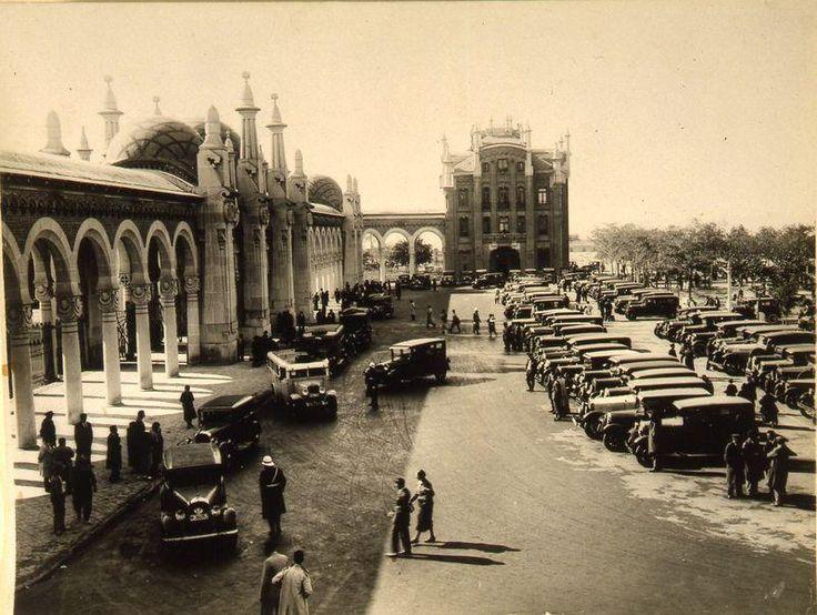 Cementerio de la Almudena 1934
