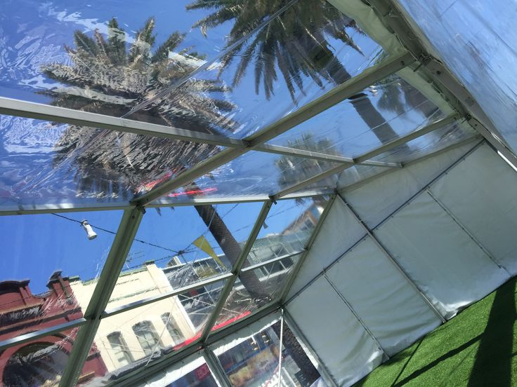 CLEAR ROOF MARQUEE ON A CLEAR SPAN FRAME AVA PARTY HIRE http://www.avapartyhire.com.au/marquee-hire#clear-span Call us on 9938 5599 for a quote