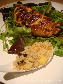 Cucina di Barbara: food blog: Ricetta pollo con senape Chicken with mustard