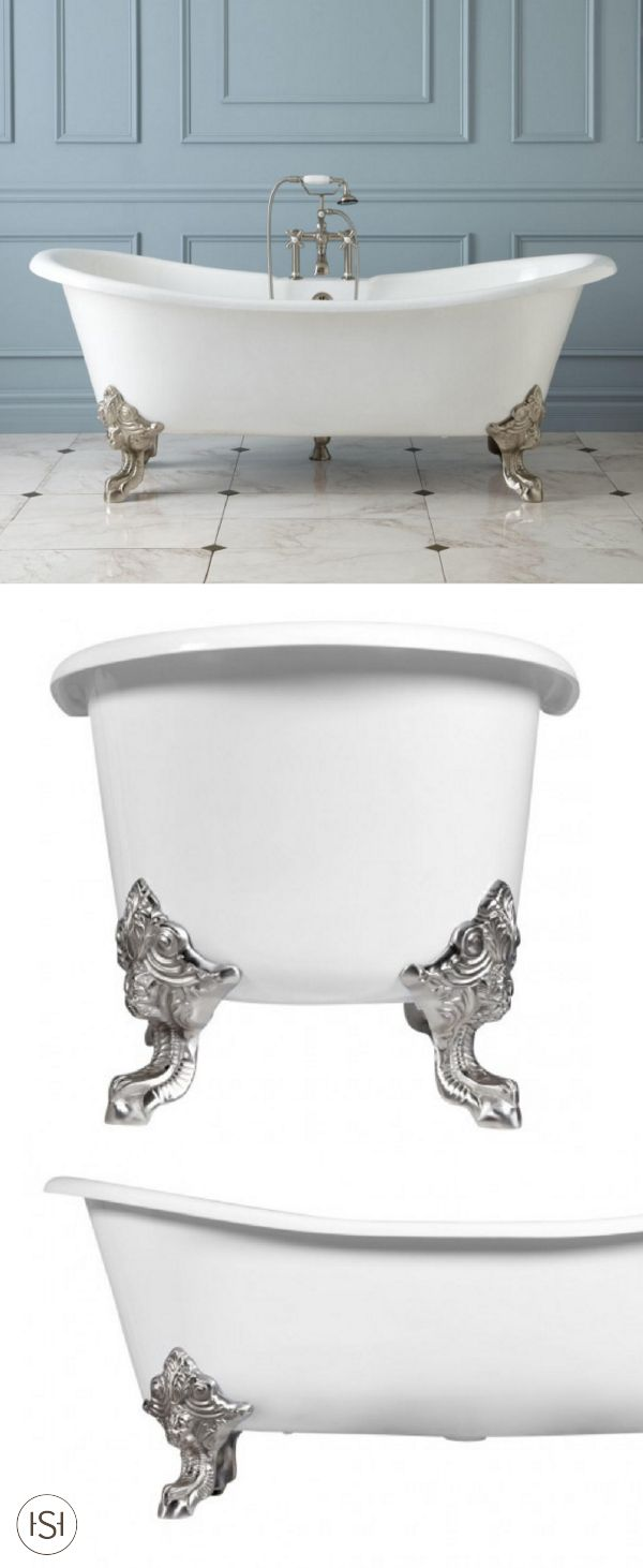 17 Best Images About Master Bathroom On Pinterest Soaking Tubs Acrylics And Clawfoot Tubs
