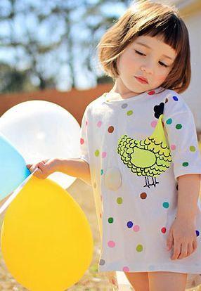 annikaコッコヤロングT - 韓国子供服tsubomi かわいい輸入服のセレクトショップ