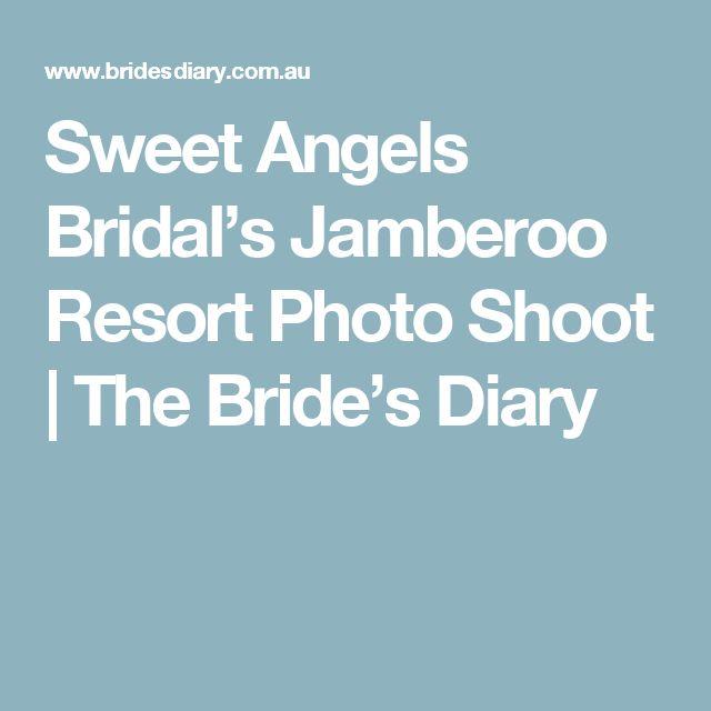 Sweet Angels Bridal's Jamberoo Resort Photo Shoot | The Bride's Diary