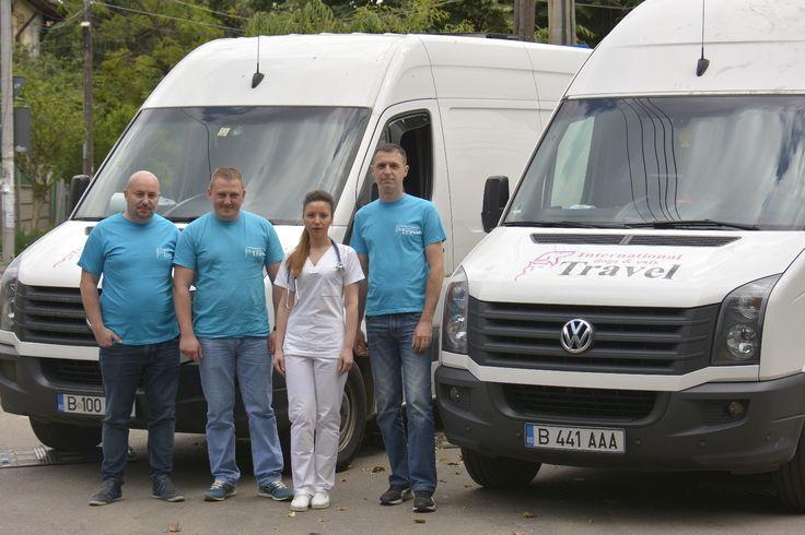 O echipa capabila sa conduca micutele animale in orice locatie din Europa!