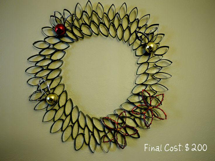 Christmas craft, very easy to make and very nice.