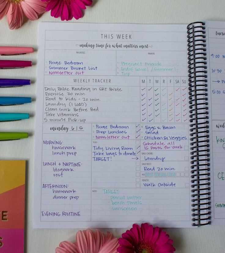 The Organized Life Planner :: 4 ALL-NEW Editions! UPDATE: Looking for the new 20…