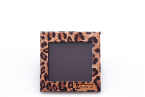Love this idea!! Not to mention the pattern. Too cute!! Z•Palette Small Palette Leopard #Beautylish