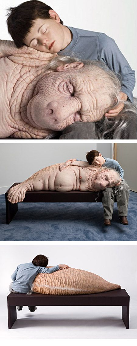 Patricia Piccinini is one of the most well known Australian contemporary artists