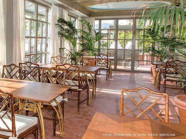 Restaurante Winter Garden