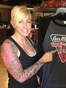 Christie Brimberry Gas Monkey Garage - Bing Images: Hair Ideas, Gas Monkey Garage Christy, Hair Dos, Gasmonkeygarage, Garages, Hair Style, Brimberri Gas, Gasmonkey Fast, Christy Brimberri