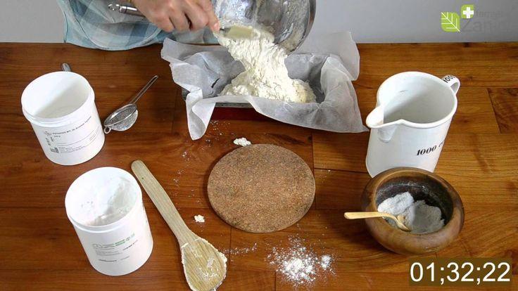 Come fare il pane con il lievito chimico in 2 minuti