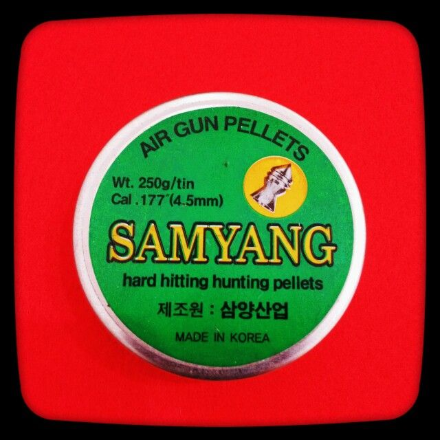 Samyang pointed