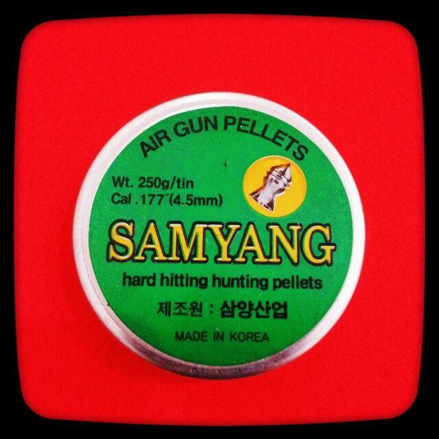 Samyang pointed