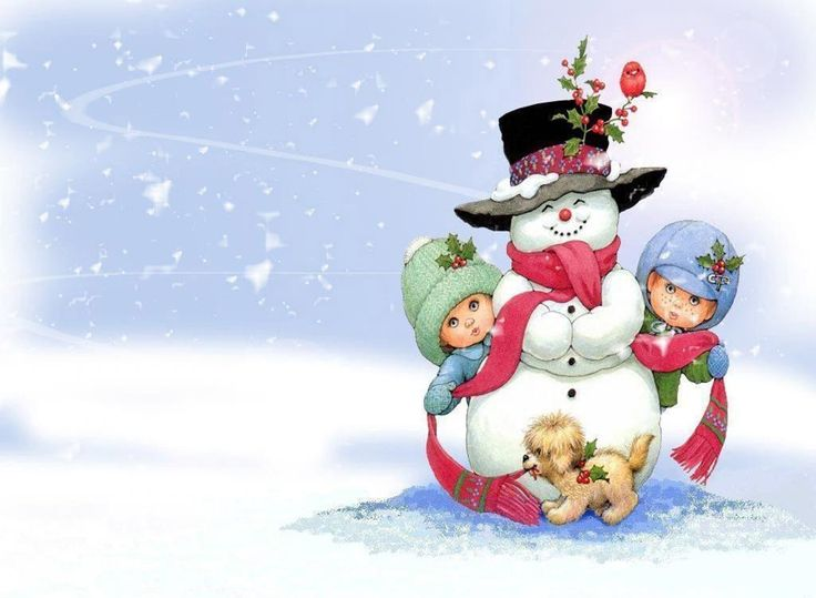 Best 20 Snowman wallpaper ideas on Pinterest Free winter
