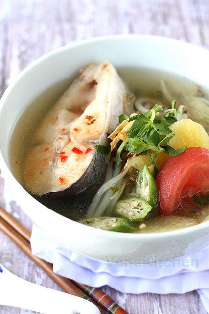 Best 25 viet food ideas on pinterest vietnamese recipes for Fish soup near me
