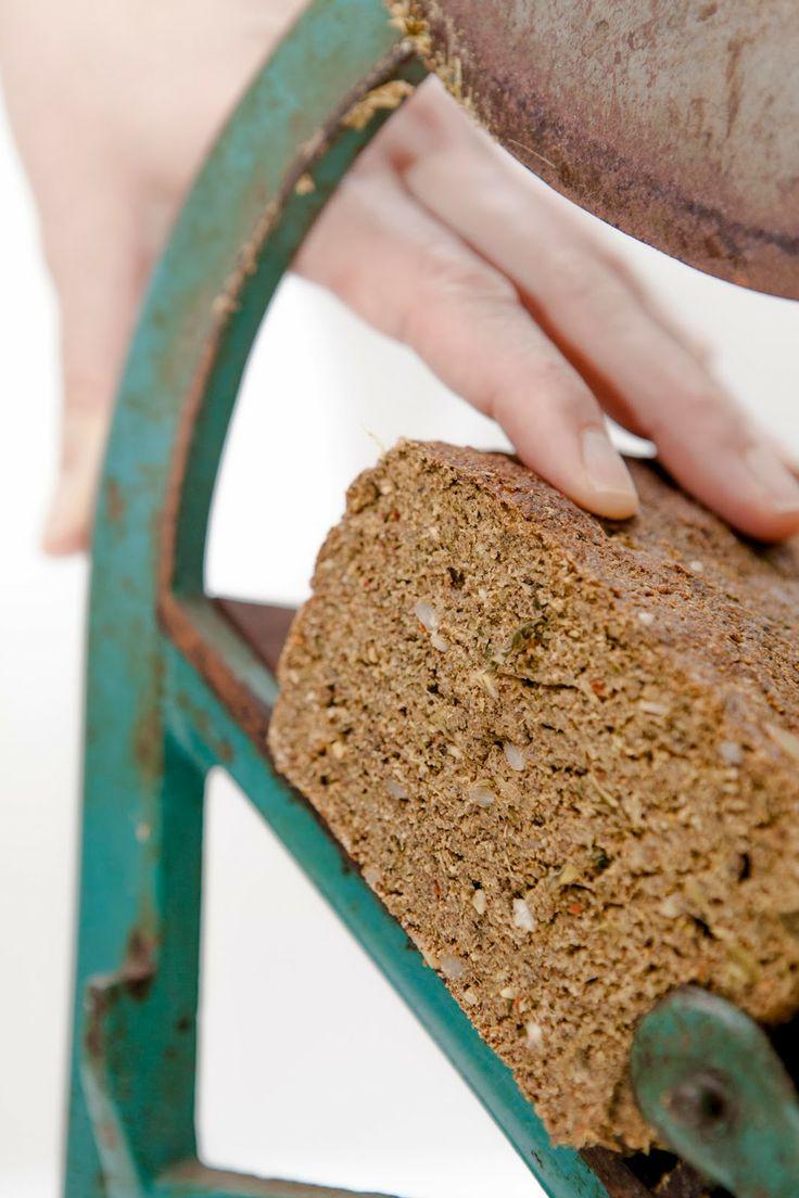 """MEGA SUNDT BRØD - med et ton af fibre, grøntsager, protein og krydderier - the """"all you can eat"""" edition !!"""