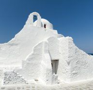 91 things to do in Mykonos, Greece - Take in the sights from Panagia Paraportiani to Little Venice and book tours like Sailing Greece - Athens to Mykonos.