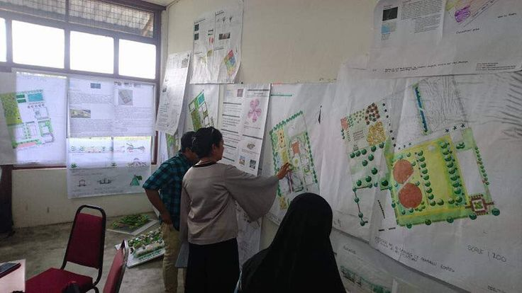 Project Redesigning of Penghulu Complex at Mukim Api Api | Photos