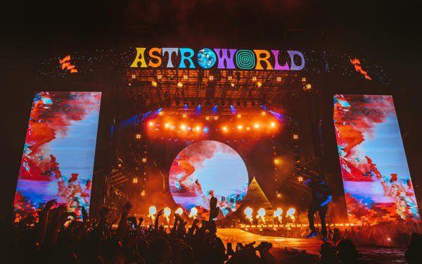 Pin On Travis Scott Astroworld Festival 18