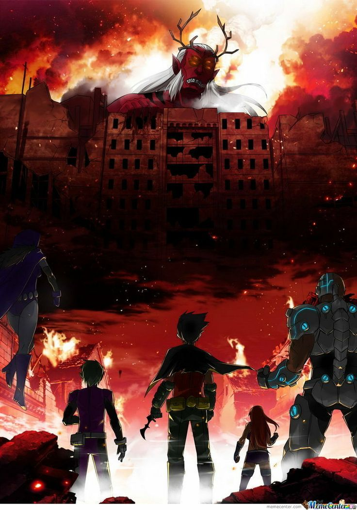 Attack On Titan Funny  Attack On Teen Titan  Attack On Titians-9025