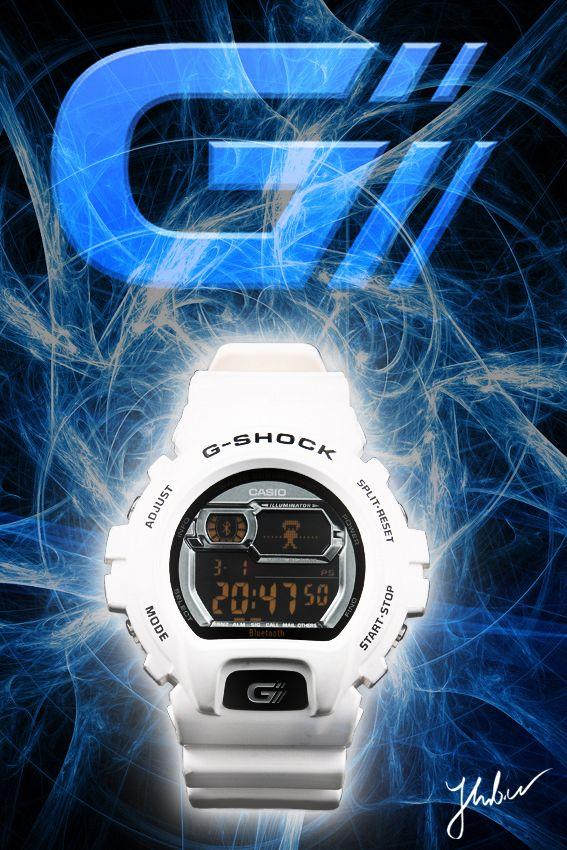 G- Shock Bluetooth