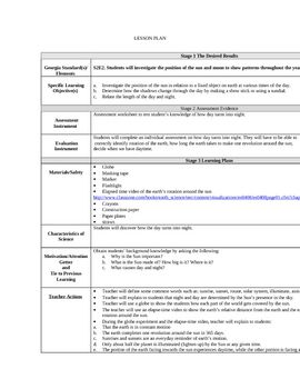 115 best images about lesson planning backwards design and learning theories on pinterest for Backwards design unit plan template