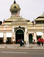 10 lugares para visitar en Santiago: Mercado Central
