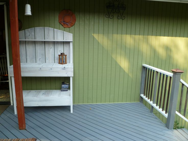 30 best deck colors images on pinterest for Exterior solid color wood stain