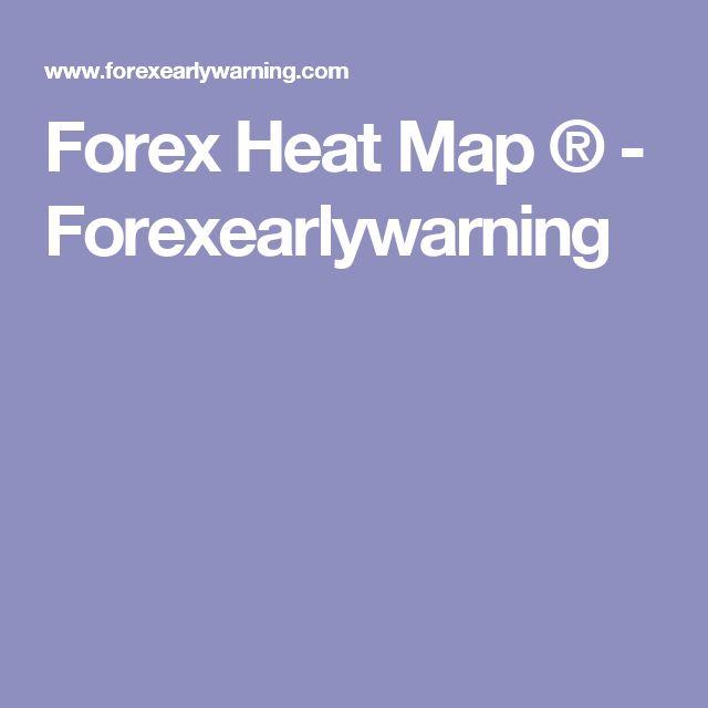 Forex Heat Map Forexearlywarning